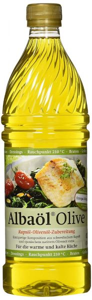 Albaöl Olive 750ml