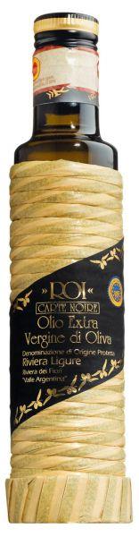 Carte Noire, Olio Roi, Olivenöl, kaltgepreßt, extra nativ, Ligurien, Italien