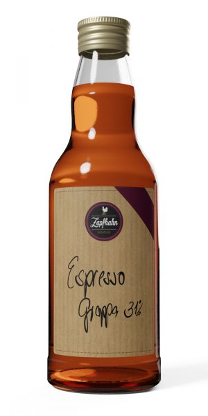Espresso-Grappa, 31% Vol