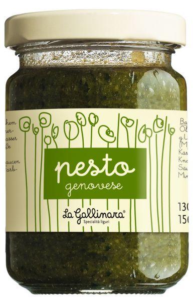 Pesto alla Genovese, Pesto Genoveser Art