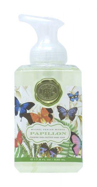 """Handseife """"Papillion""""mit blumigen Duft"""
