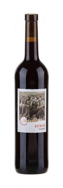 Moselherz Rotwein, feinherb, Mosel