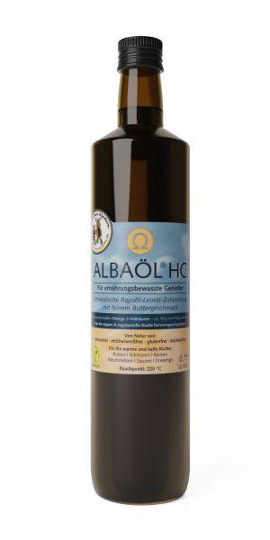Albaöl HC 750ml Flasche