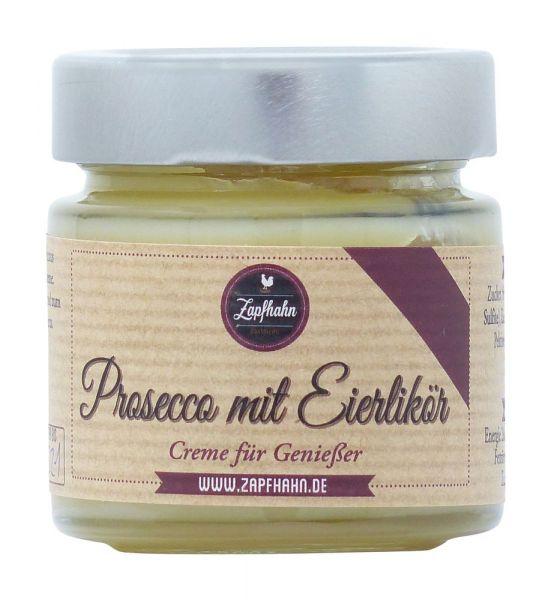 Prosecco-Eierlikör-Creme für Sonntagsbrötchen