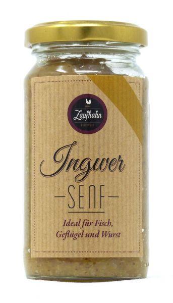 Ingwer-Senf