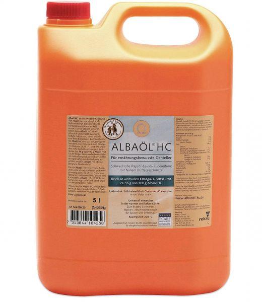 Albaöl HC 5l Kanister