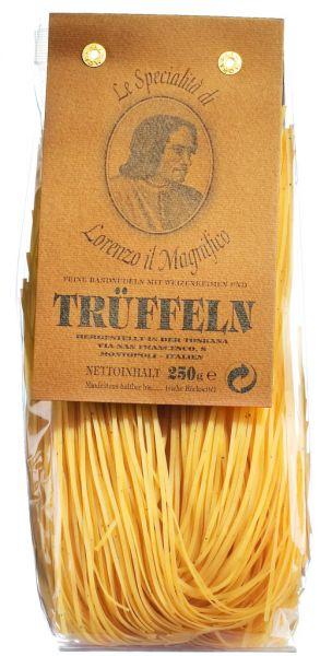 Tagliolini al tartufo, Pasta mit Trüffeln