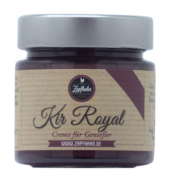 Kir Royal für leckere Sonntagsbrötchen