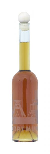 Original Dortmunder Tropfen in der Dortmund Flasche, 35% Vol