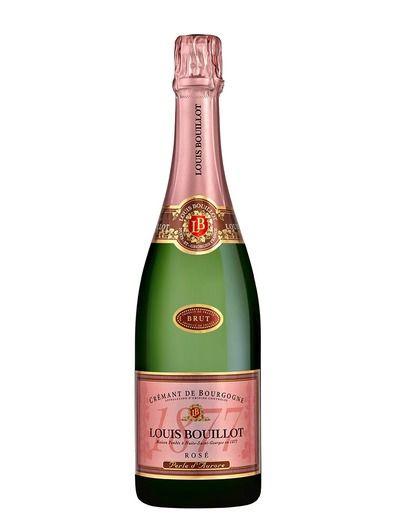 Louis Bouillot Perle d'Aurore Crémant de Bourgogne Rosé AOC