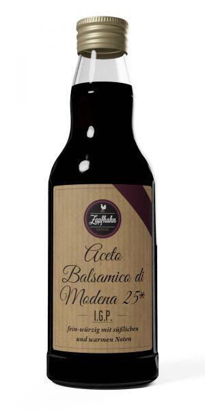 Aceto Balsamico di Modena I.G.P 25*
