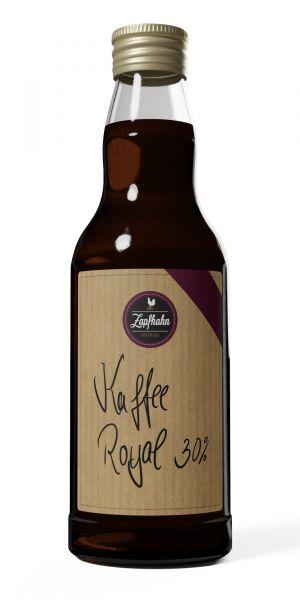 Kaffee Royal, 30% Vol
